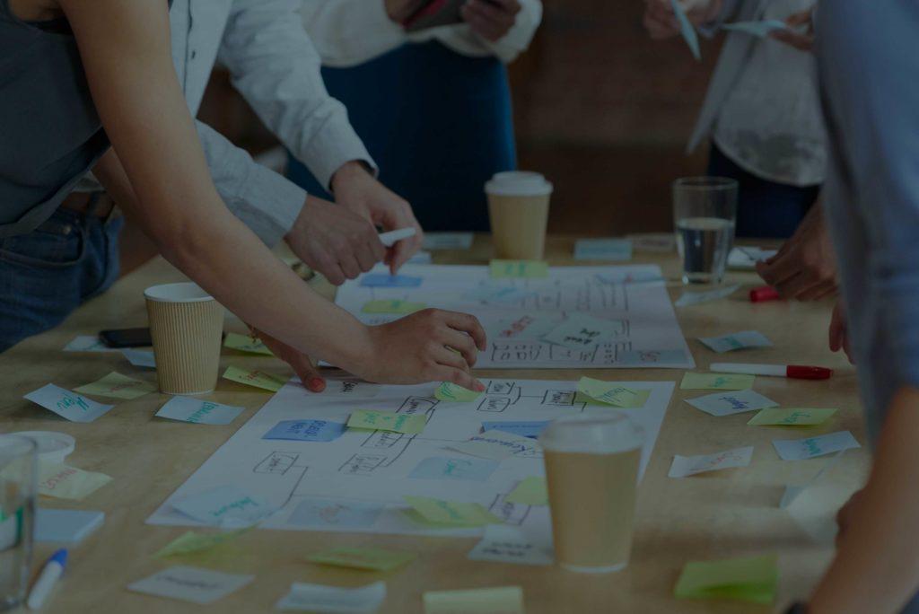 Spark Group Brainstorming